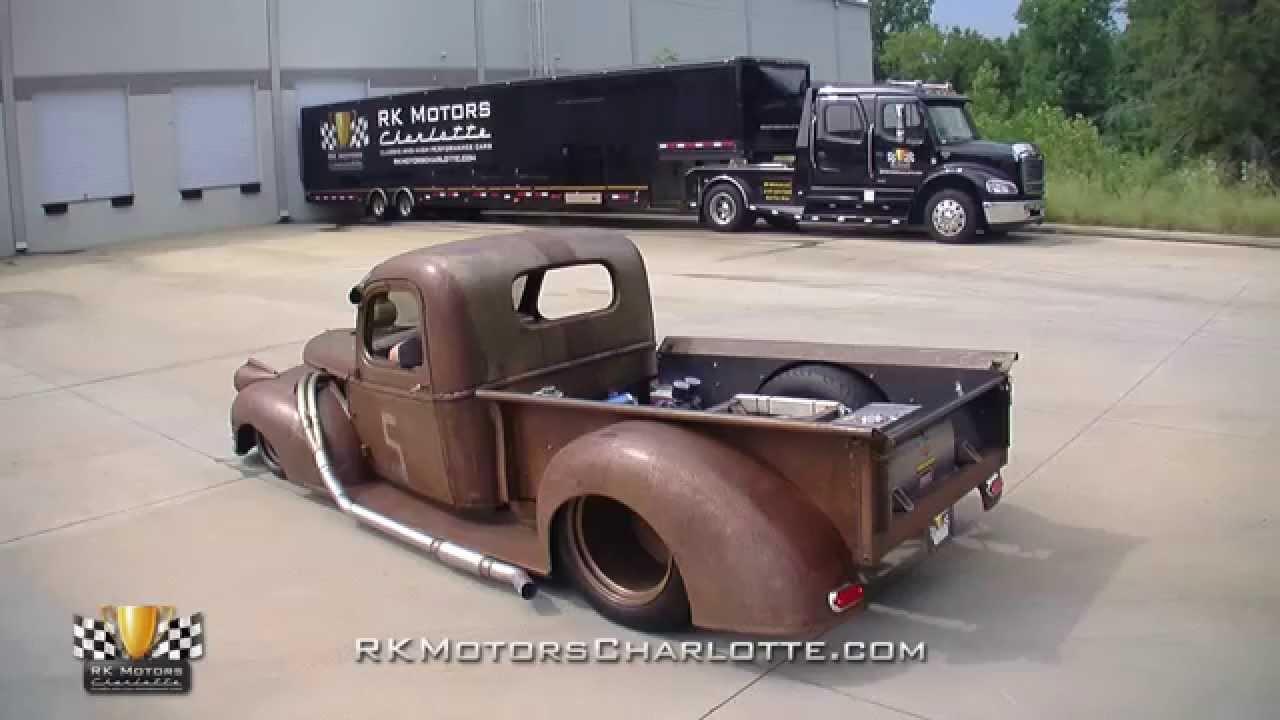 134802 1947 chevrolet 3100 pickup truck youtube for Truck motors for sale