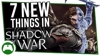 Shadow Of War: 7 Amazing New Orc-Murdering Features