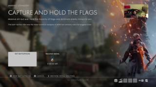 Battlefield 1 OPERATION OVERLOAD with McBean
