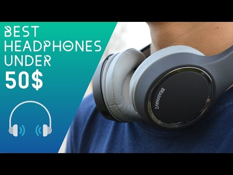 Best Budget Headphones under $50!