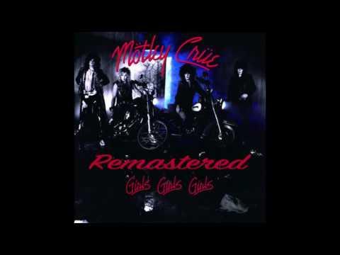 Mötley Crüe - Girls Girls Girls (REMASTERED) Full Album - 2016