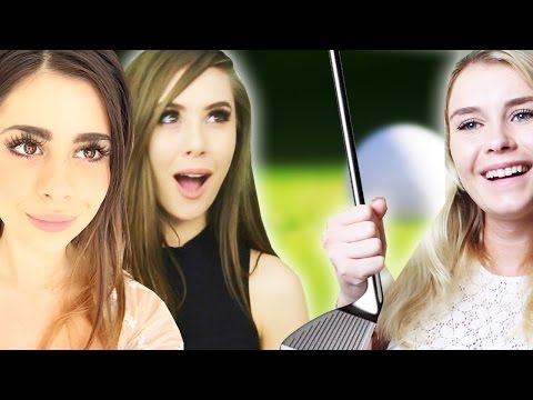 GOLF WITH FRIENDS IN EGYPT!?