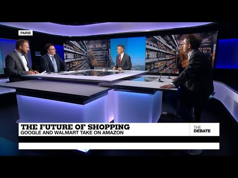 THE DEBATE - The future of shopping: Google and Walmart take on Amazon