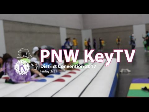 PNW KeyTV DCON 2017: Friday 3/31