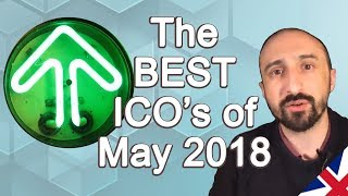 The best ICO's of may 2018 / $QCK / $EDN / $ORIGIN / ??
