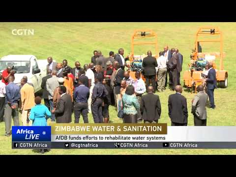 AfDB funds efforts to rehabilitate water systems