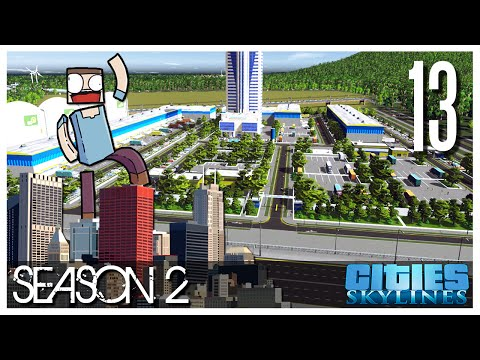 cities-skylines---s2-ep.13-:-the-logistics-center!