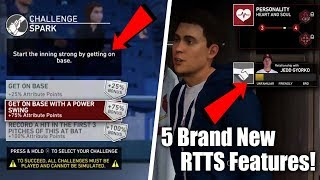 5 Huge New Road To The Show Features And Improvements MLB The Show 19 News Update