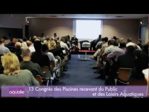 Aqualie 2011 Expo Congrès Piscines Publiques et Spas | Expo & Congress Commercial Pools & Spas