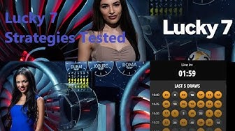 Lucky 7 Tips and Strategies tested for Betgames Online