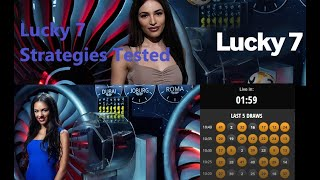 Lucky 7 Tips and Strategies tested for Betgames Online betnumbers