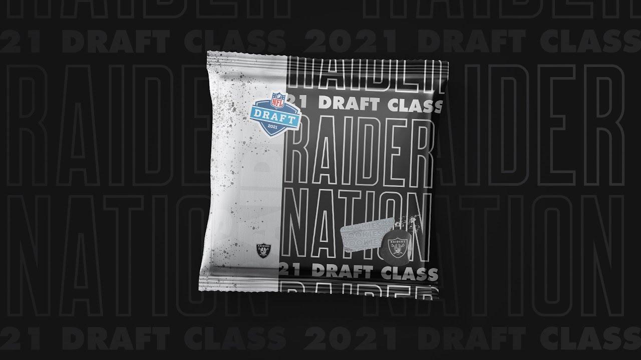 Raiders 2021 Rookie Top Shots | Pack Opening | Las Vegas Raiders