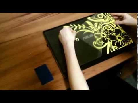 How To Apply Vinyl Decal By Tsingy Vinyl Decal Graphics On