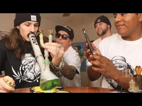 ONE GRAM BONG RIP FOR 100K SUBSCRIBERS