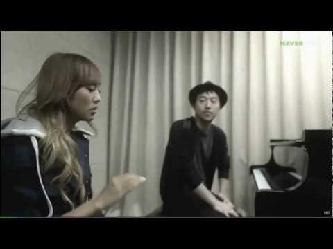 Hyorin&Yiruma Halo Making