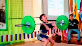 Приглашение на первенство НСО по тяжелой атлетике