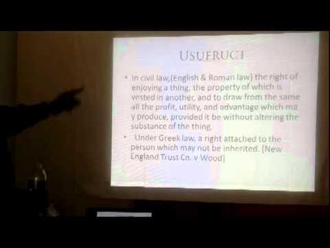 Understanding  Jurisdiction & Status for Moors in North America (clip)