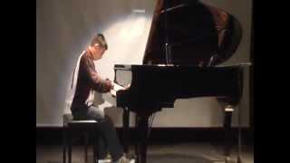 Maksim Exodus Piano Cover by Ariel Alvaro