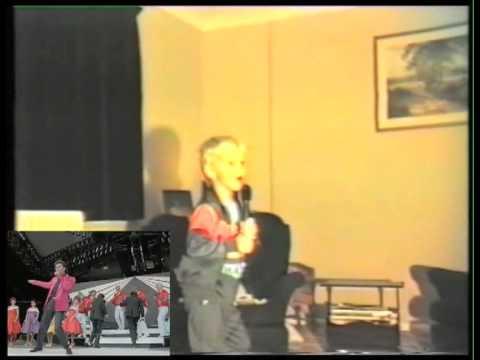 Tim's Cliff Richard Performance!!