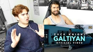 Australians React Zack Knight Galtiyan