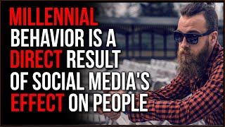 Millennial Behavior Can Be Attributed To Social Media ADDICTION, Dependence On Approval From Others