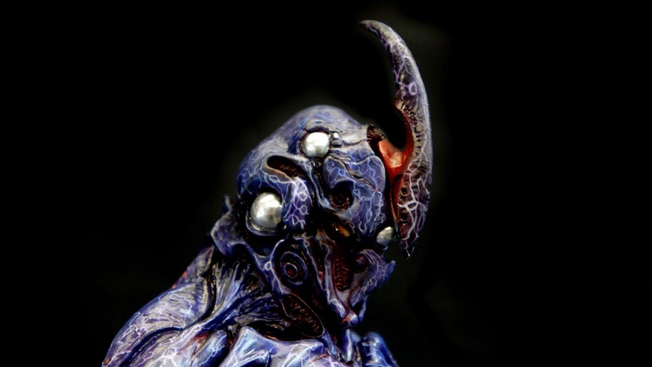 Bio-Booster Viel Guyver 1:6 Art Statue 強殖裝甲ガイバー - YouTube