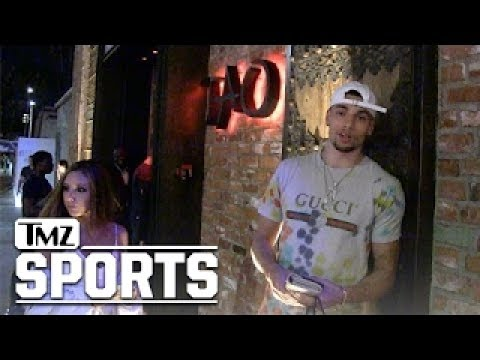 T-Wolves Star Zach LaVine Has L.A. Date Night With Smokin' Hot GF | TMZ Sports