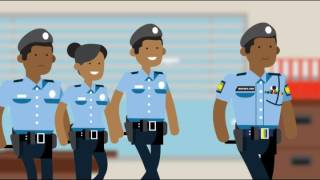 Partner with the Nigeria Police Force for a Safer Nigeria #Nigeria Police Animation