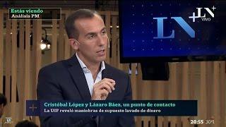 """H.Alconada Mon sobre """"G.Arribas, L.Báez, y C.López"""", en """"PM Análisis"""" de J.Miceli - 12/01/17"""