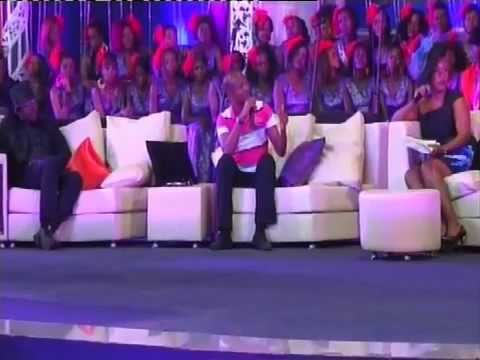 Frank Gashumba-Girl Power with Pastor Jesica Kayanja at Miracle Centre Cathedral