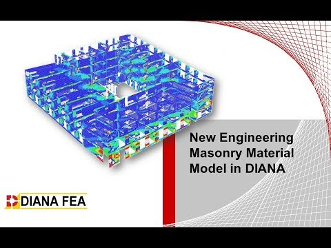 Technical Course on Engineering Masonry Model in DIANA