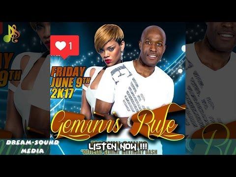 DJ Marvin Chin - Marvin Chin's Gemini Rule (Dancehall, R&B, Hip-Hop Mixtape 2017)