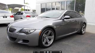 2010 BMW M6 Coupe SMG Start Up, Exhaust, and In Depth Tour