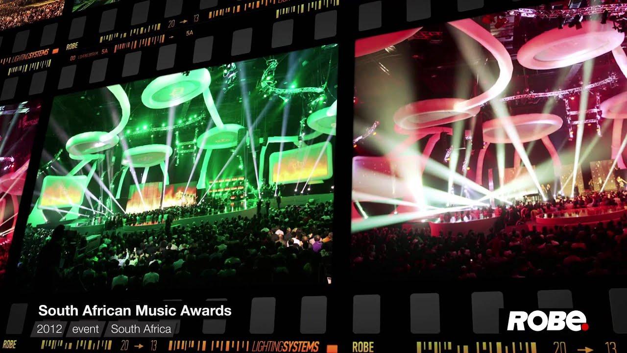 ROBE lighting - Showreel 2010 - 2013 - YouTube