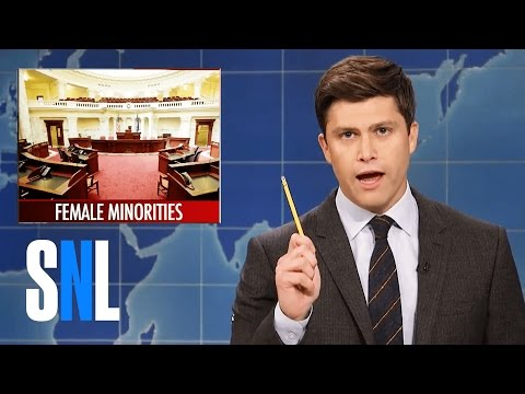 Weekend Update on Female Minorities Elected to the Senate - SNL