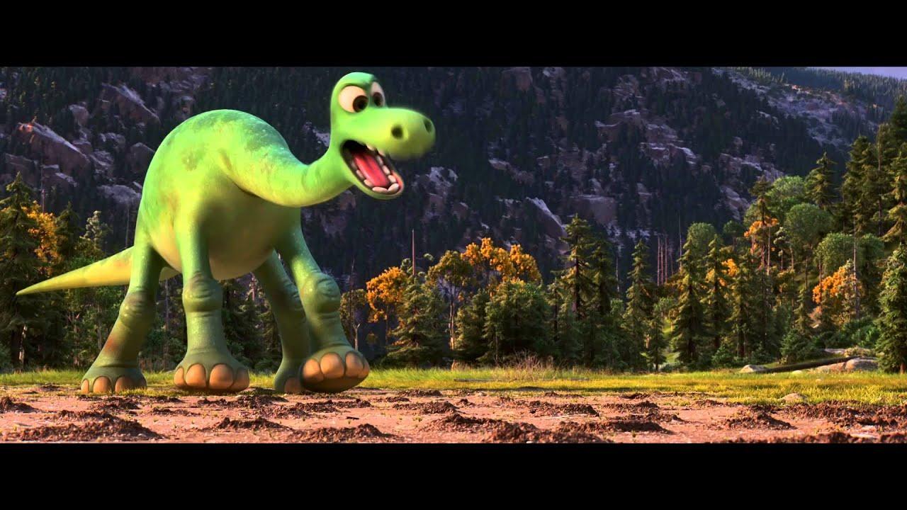 O Bom Dinossauro 07 De Janeiro Nos Cinemas Spot Hit It 30