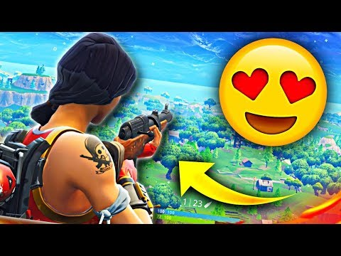 THE BEST FORTNITE SNIPER?...LOL (Fortnite Battle Royale Sniping & Funny Moments)