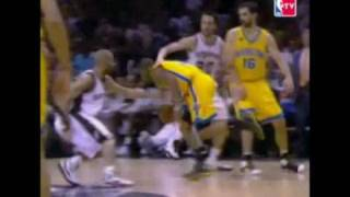 NBA Top 10 Plays of 2007-08