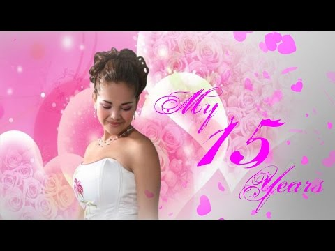 TEMPLATE SONY VEGAS PRO 11 - 12 - 13 - MY 15 YEARS II [TAME PRODUCCIONES]
