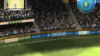 ea cricket 2012 pc gameplay