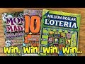 $55 in Tickets! $20 Million Dollar Loteria + MORE ✦ TEXAS LOTTERY Scratch Off Tickets