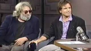 Garcia & Weir on Letterman 9-17-1987, New York, NY (LoloYodel)