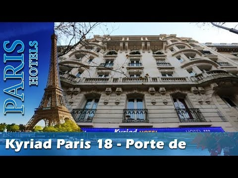 Kyriad Paris 18 - Porte de Clignancourt - Montmartre - Paris Hotels, France