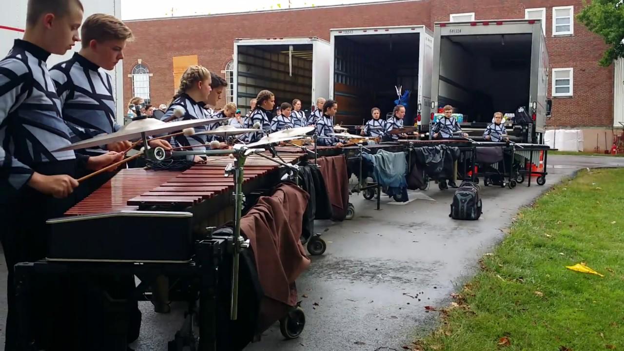 Lafayette Drumline, Bourbon County 2018