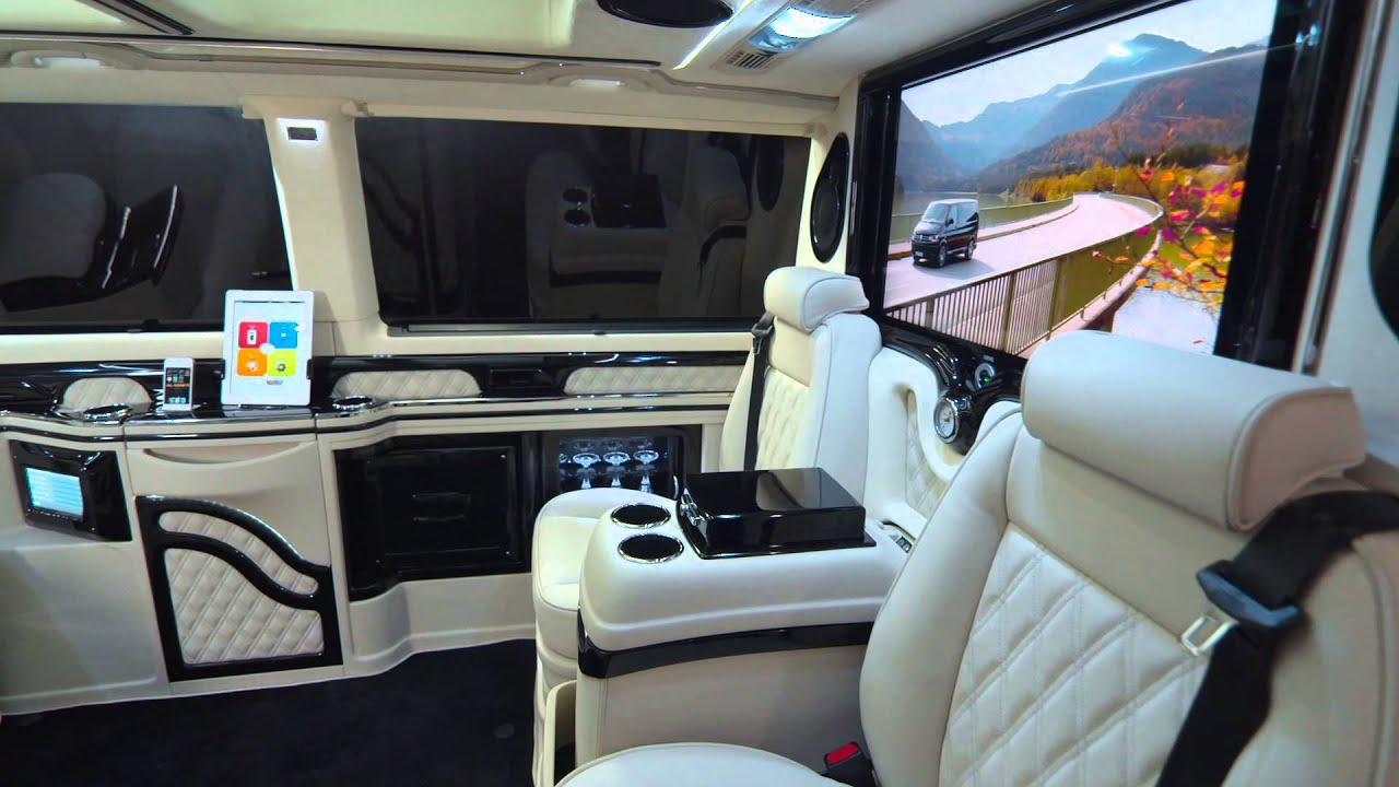 vip volkswagen multiwan business jet van. Black Bedroom Furniture Sets. Home Design Ideas