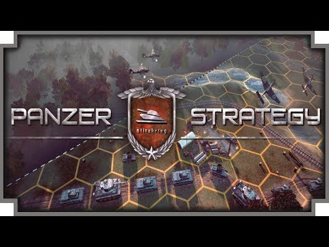 Panzer Strategy - (Classic Hex Based Wargame)