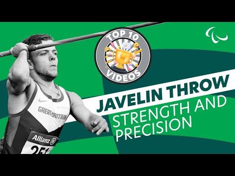 Men's javelin F41 | 2014 IPC Athletics European Championships Swansea