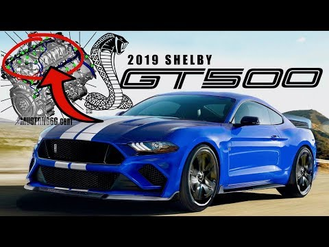 2019 Shelby GT500: CONFIRMED BY FORD! (Leaked Data & Everything We Know)