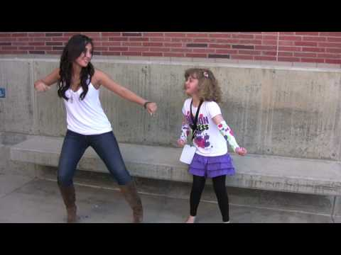 Jerk not Twerk with Francia Raisa - How to Dance & Interview w the Secret Life Star and Piper