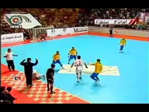 Highlights of Futsal Iran Brazil, Wrestling,  Sport News Iran